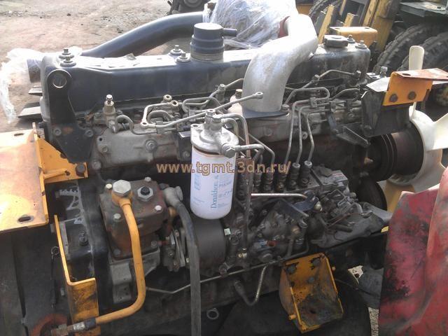 Контрактный двигатель Isuzu 6SD1-t