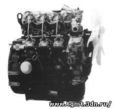 3LD1 Isuzu Запчасти для двигателя 3LD1 - Isuzu - Двигатели
