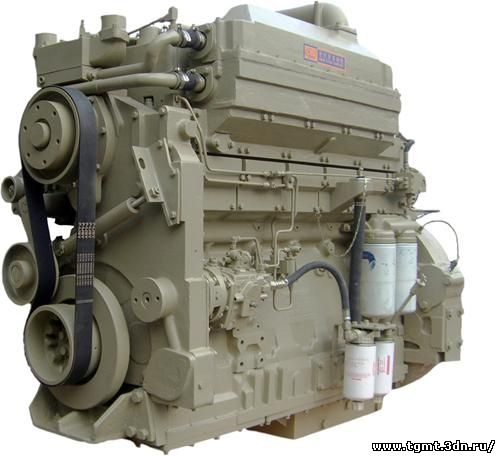 Руководство по ремонту двигателя камминз кта 19