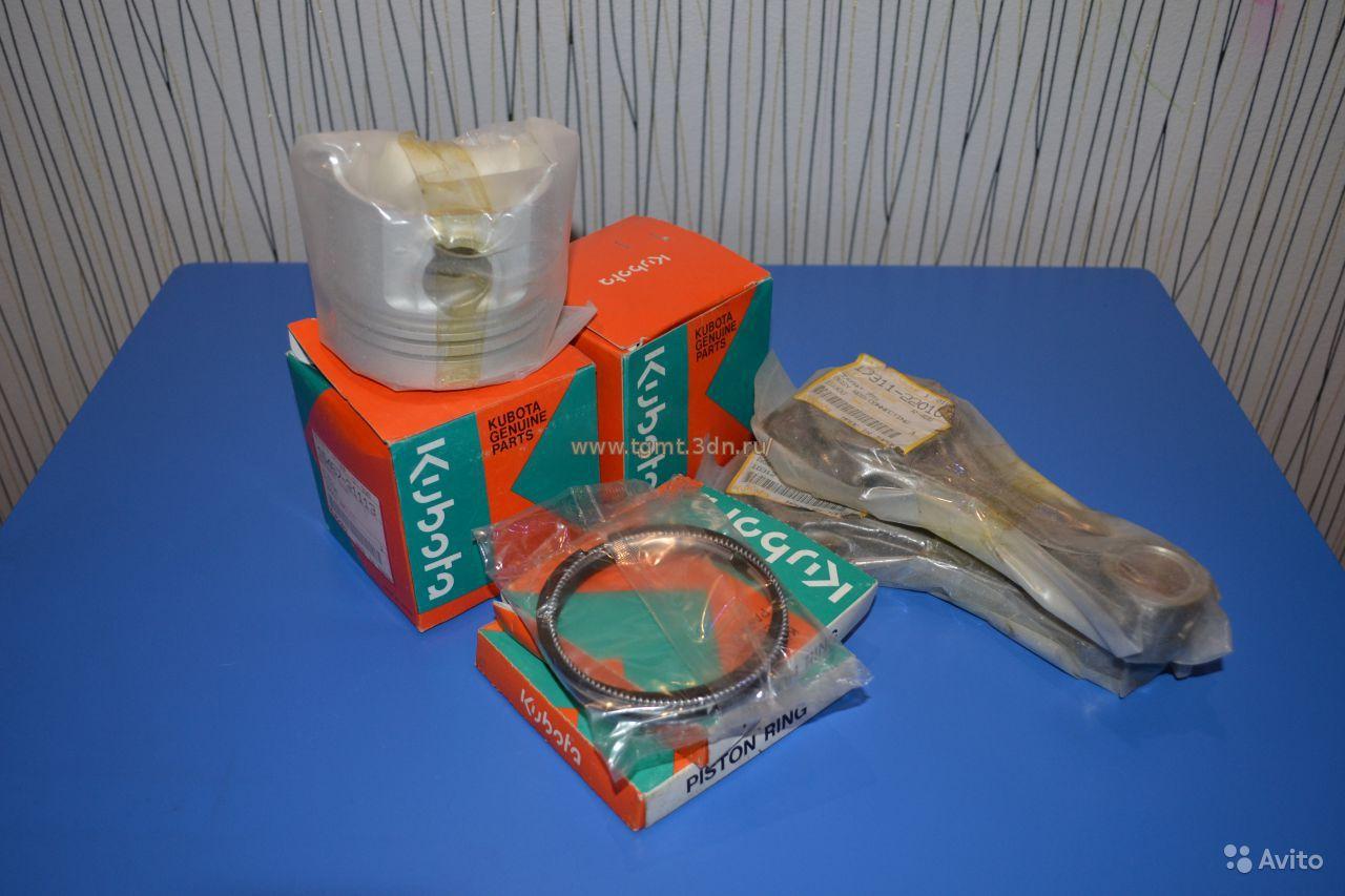 Поршневой комплект Kubota D1503
