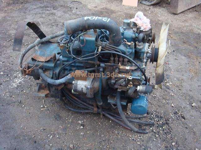 Контрактный двигатель Kubota V1902