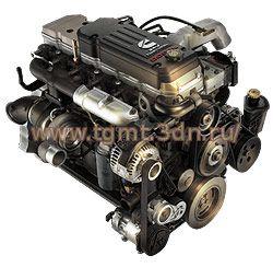 Дизельный двигатель Cummins 5.9