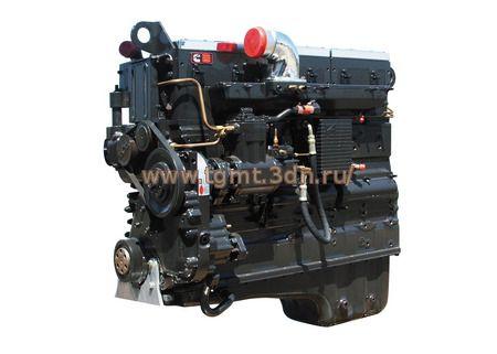 дизельный двигатель Cummins N14