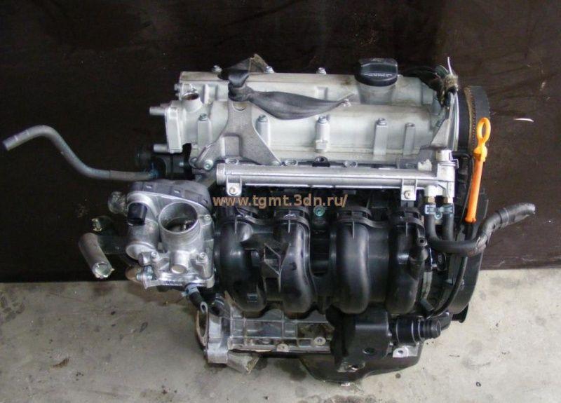 Контрактный двигатель Митцубиси S4L2