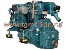 Дизельный двигатель Mitsubishi S4Q2